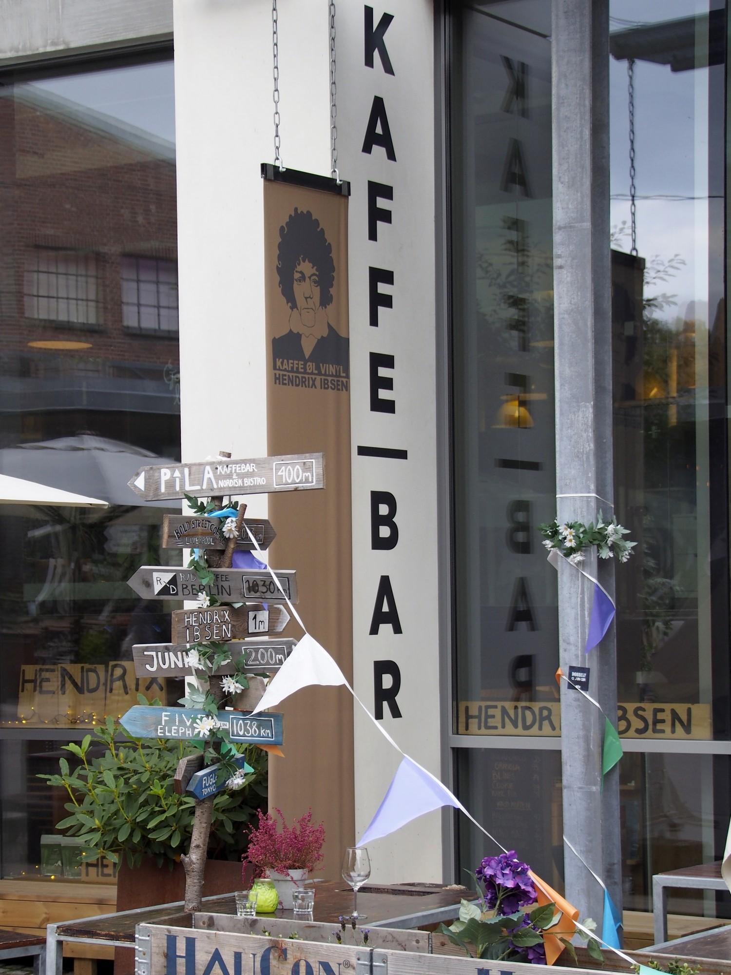 Hendrix Ibsen, Oslo