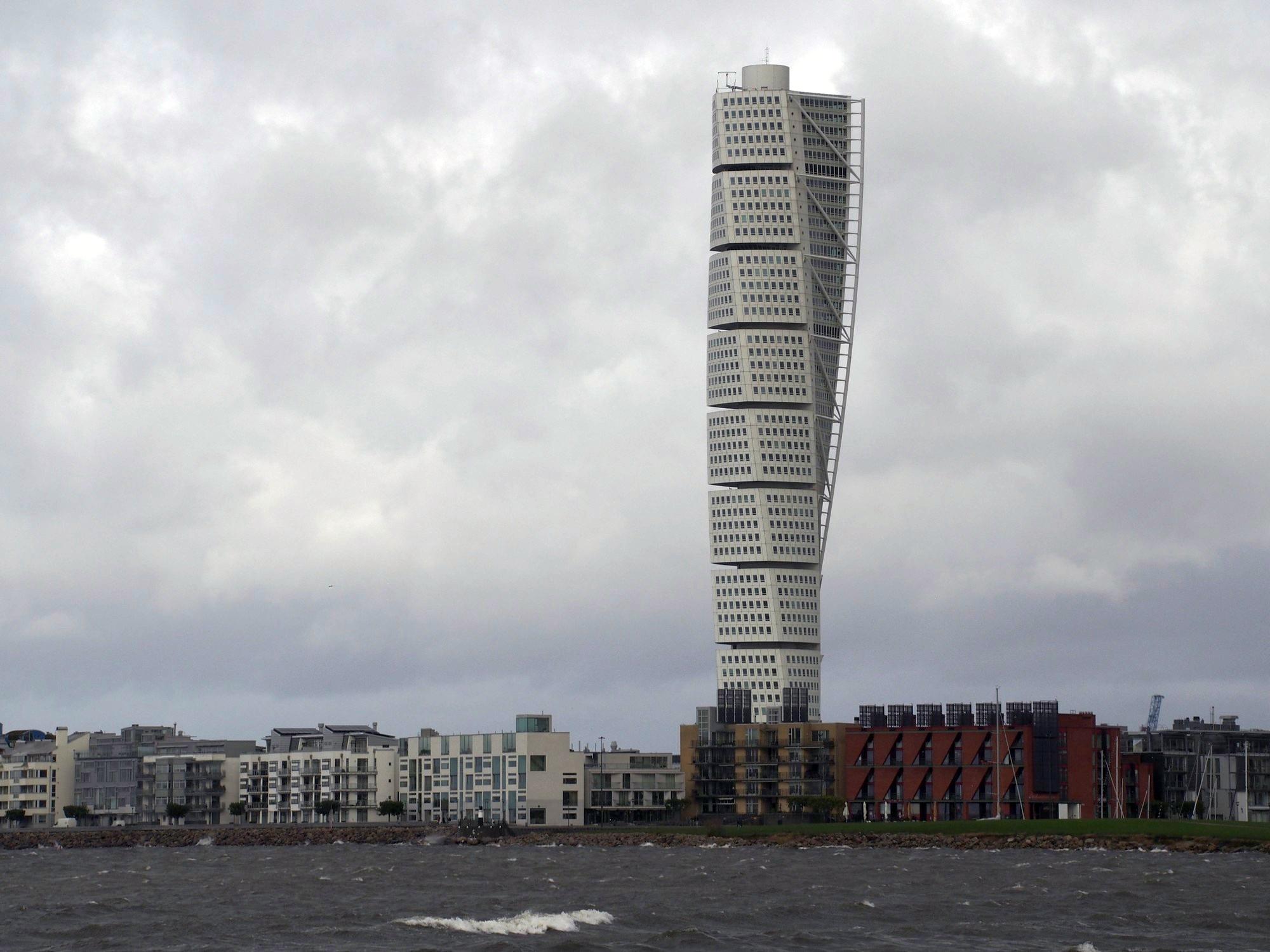 Malmö, Turning Torso
