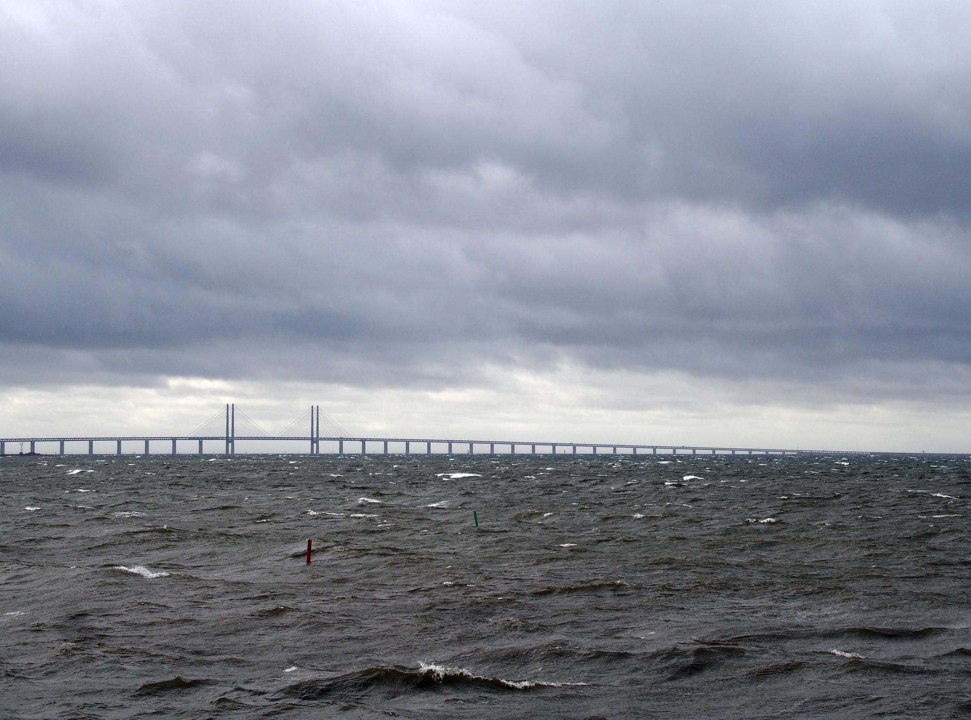 Øresundsbroen / Öresundsbron
