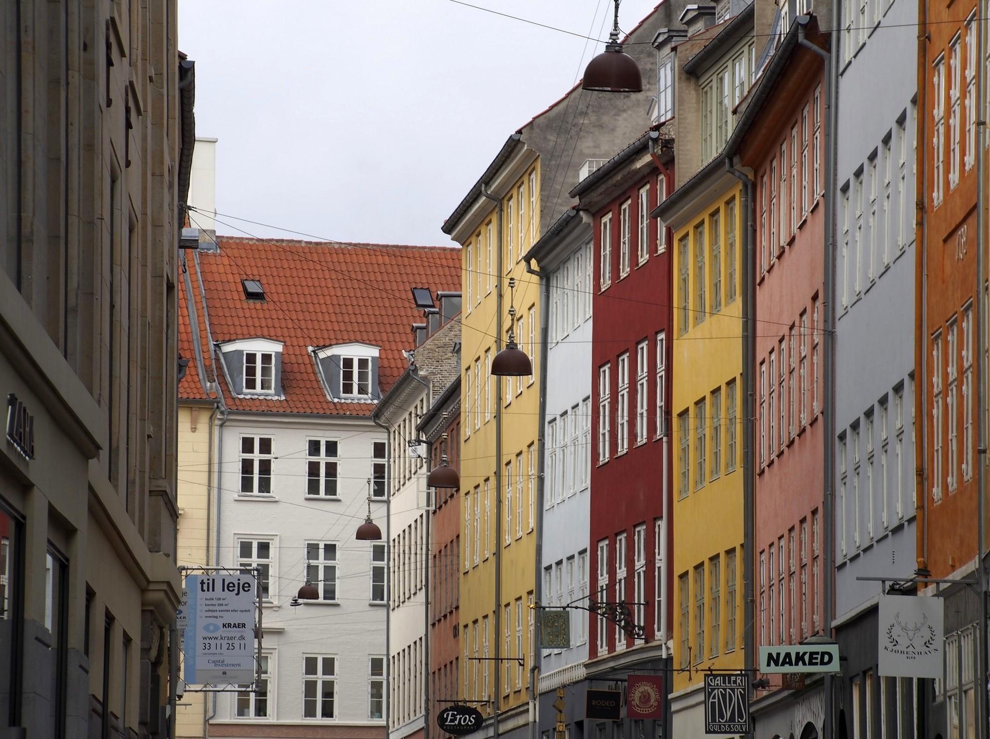 Malmö, Gamla staden