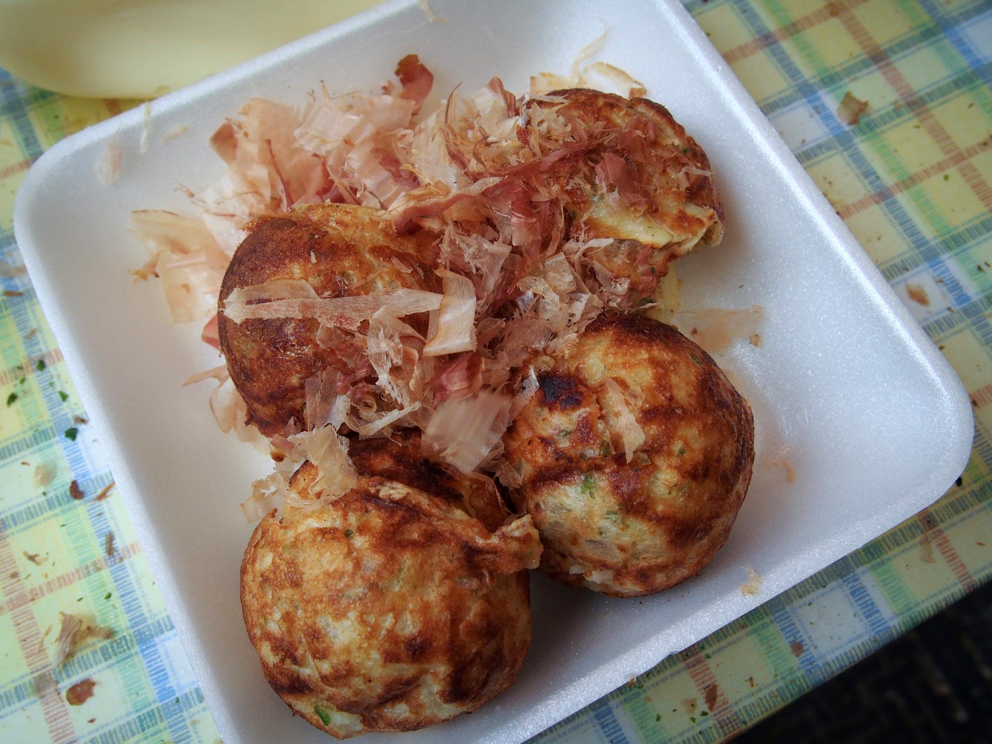 """Takoyaki"""""""