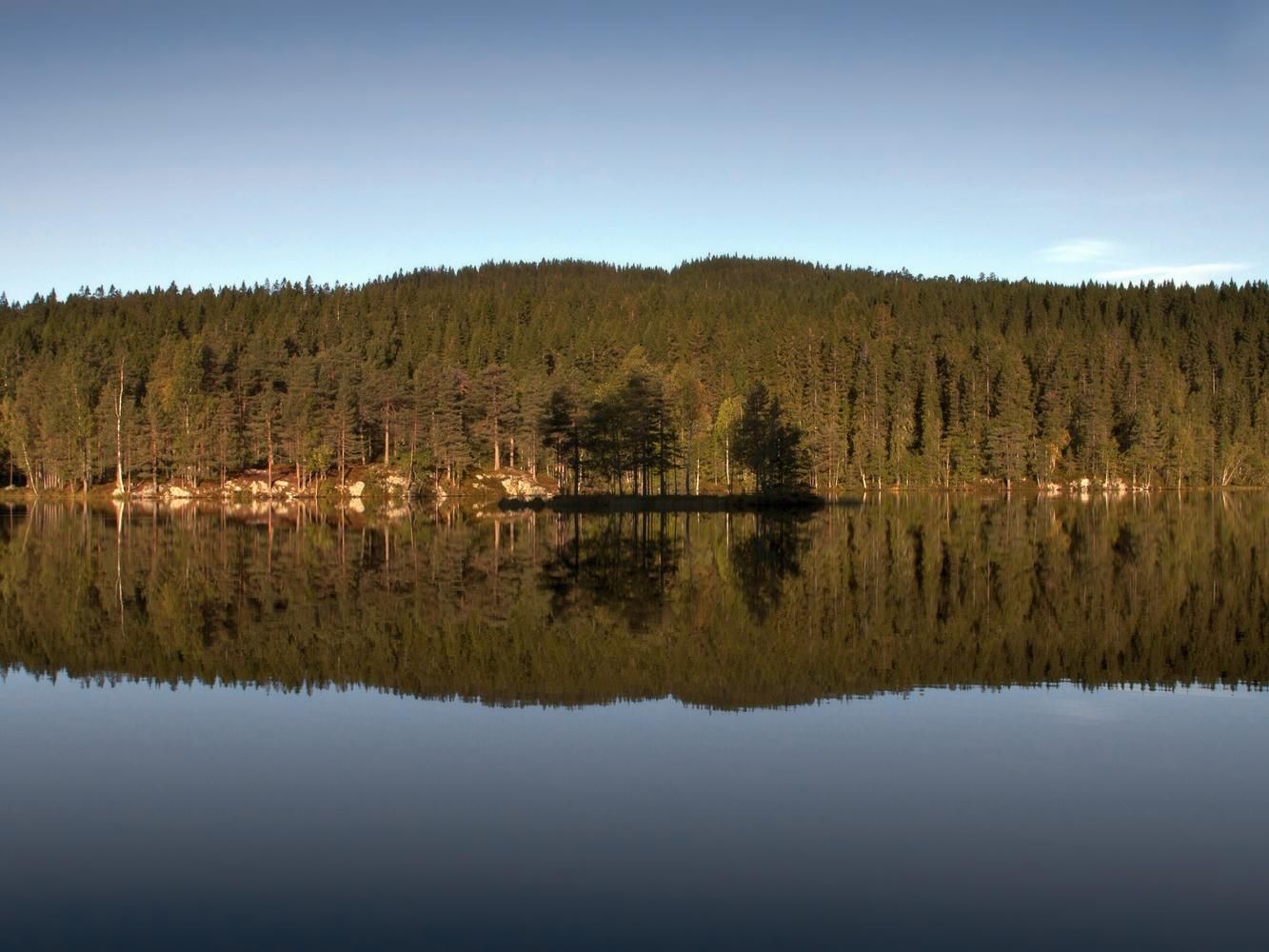 Skjennungstua, Oslomarka