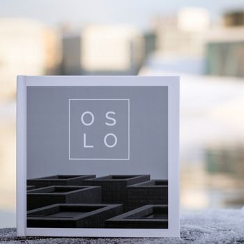Książka OSLO