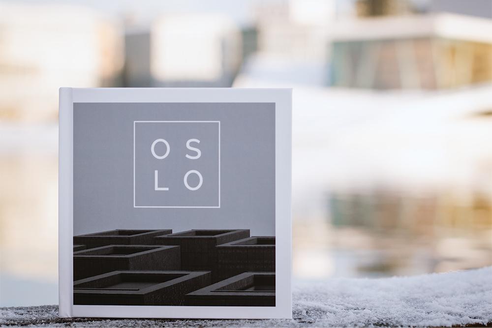 Oslo. Książka