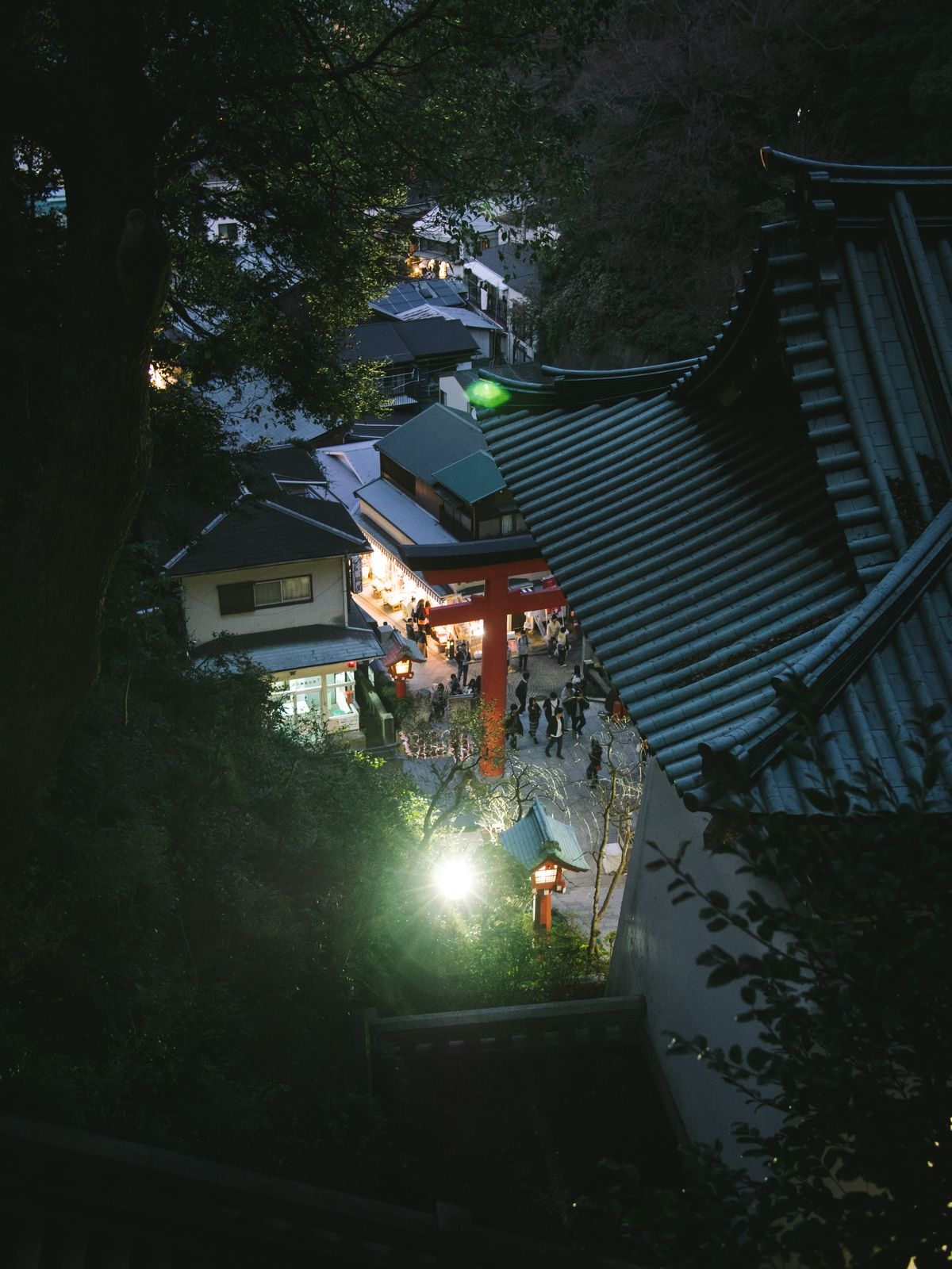 Enoshima, Japonia