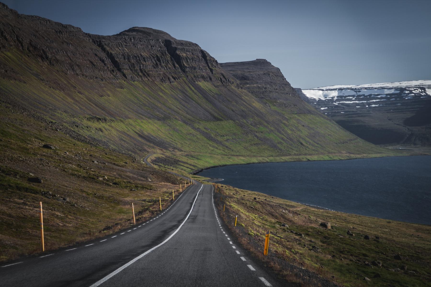 Fiordy zachodnie, Islandia