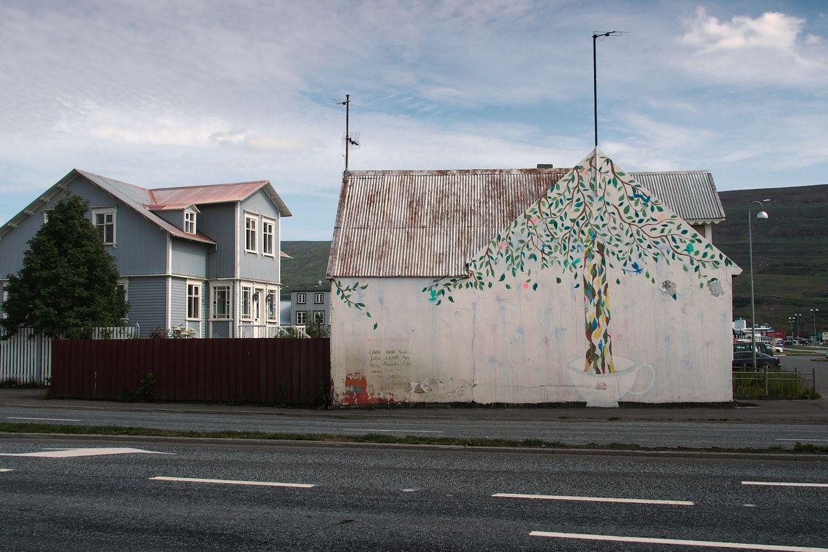 Akureyri, Islandia