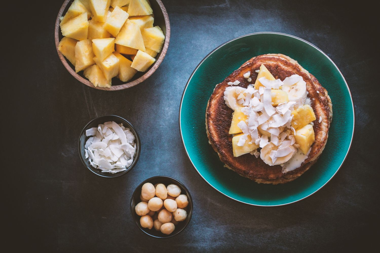 Hawajskie śniadanie