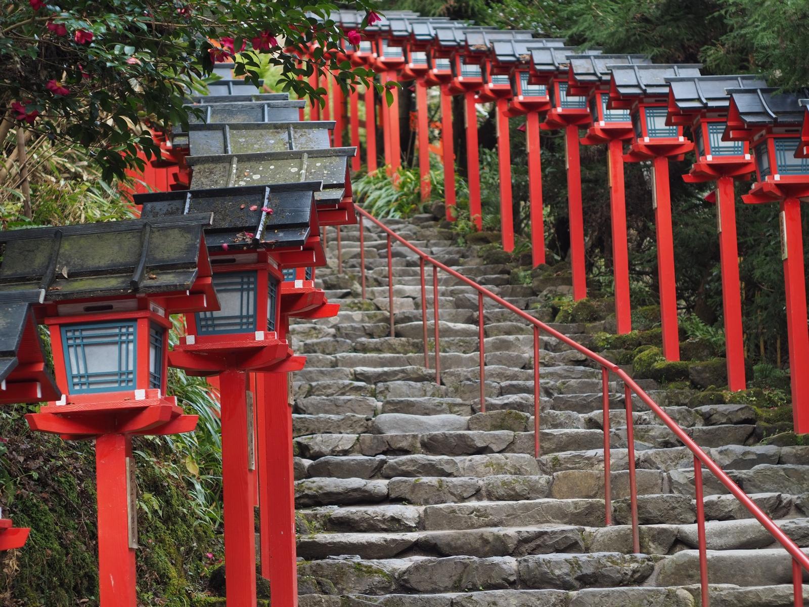 Kurama Kibune, Japonia